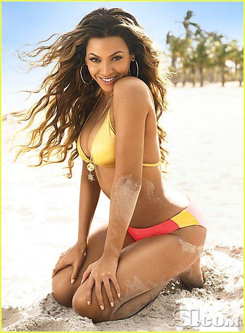 Beyonce. Meranda Kerr